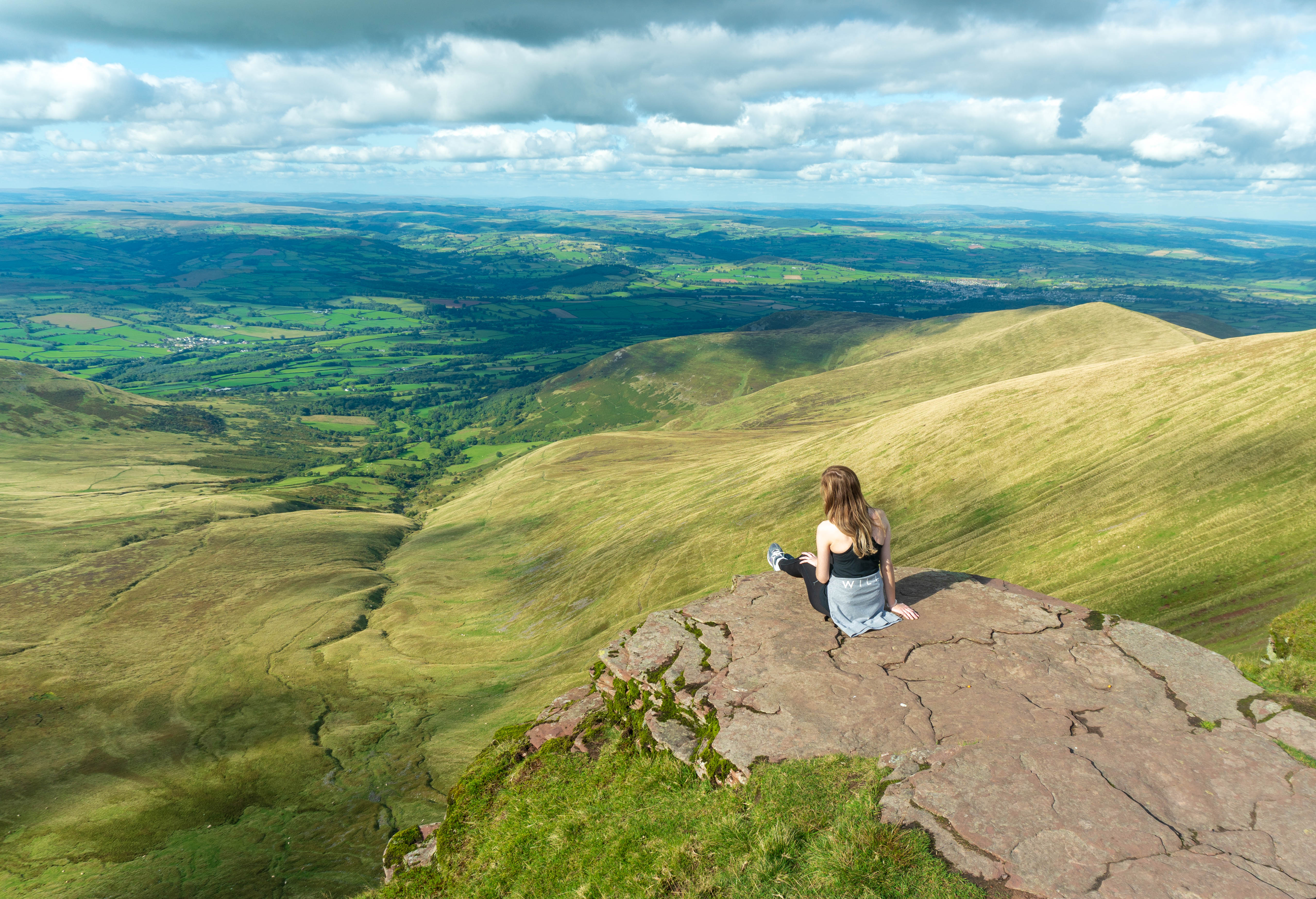 Peak of Pen Y Fan